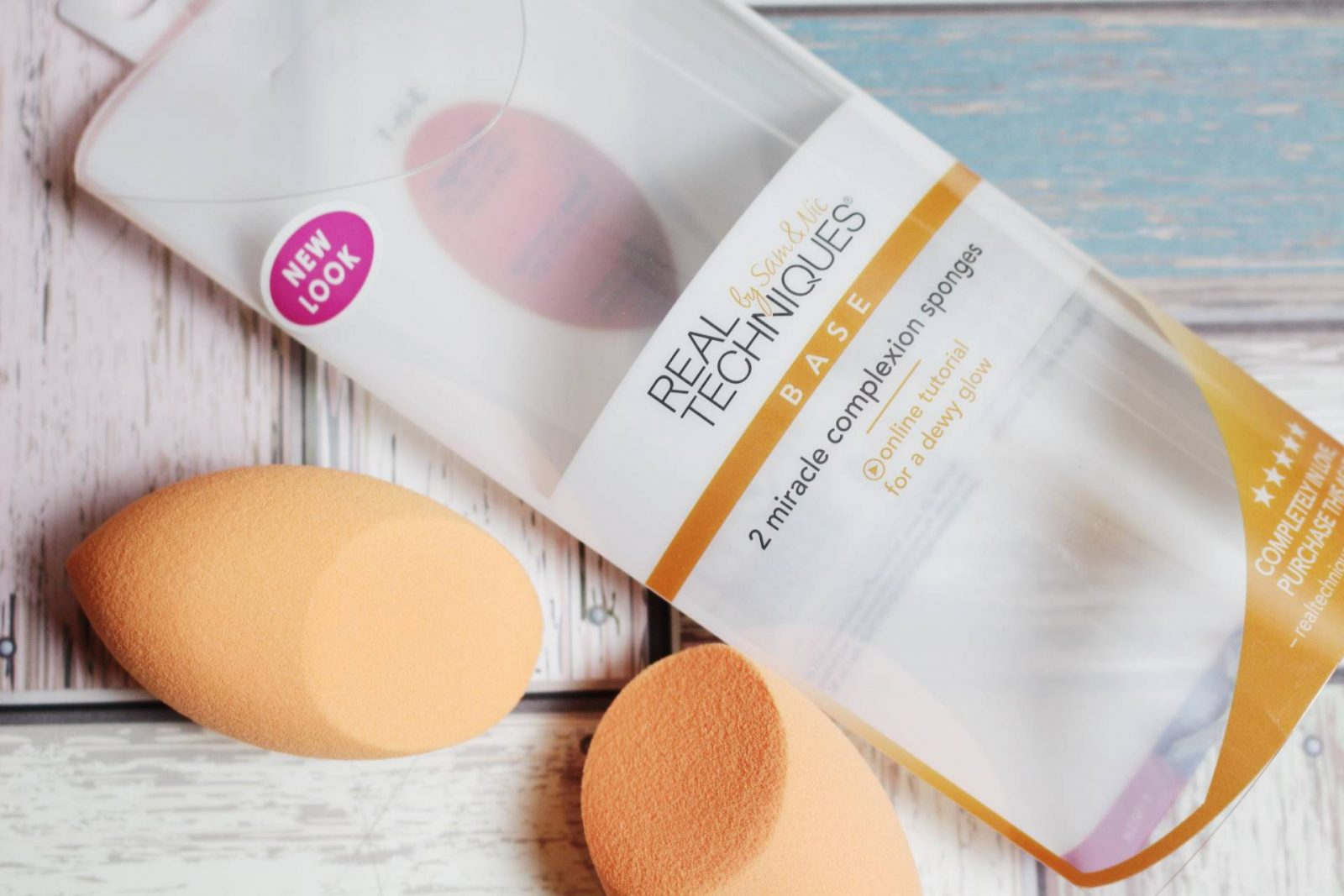 Real Techniques Miracle Complexion Sponge Review