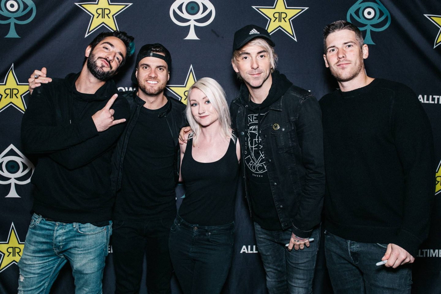All Time Low 2018