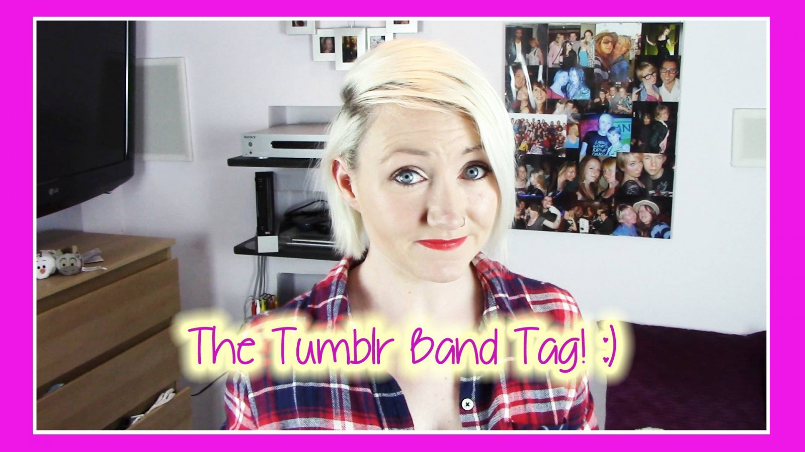 The Tumblr Band Tag! :)