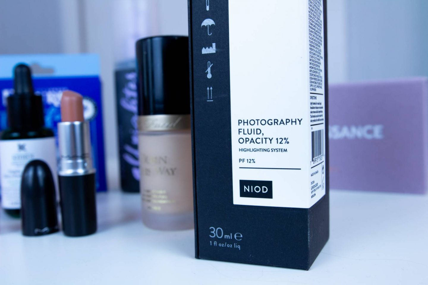 NIOD 12% Opacity Photography Fluid