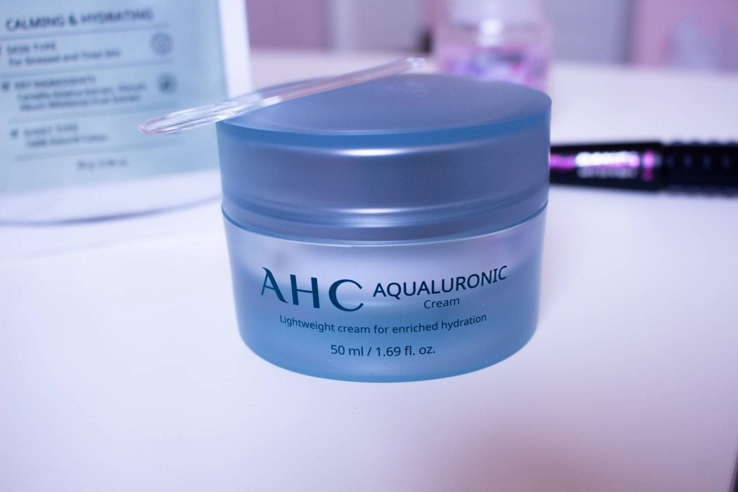 AHC Beauty Aqualuronic Cream