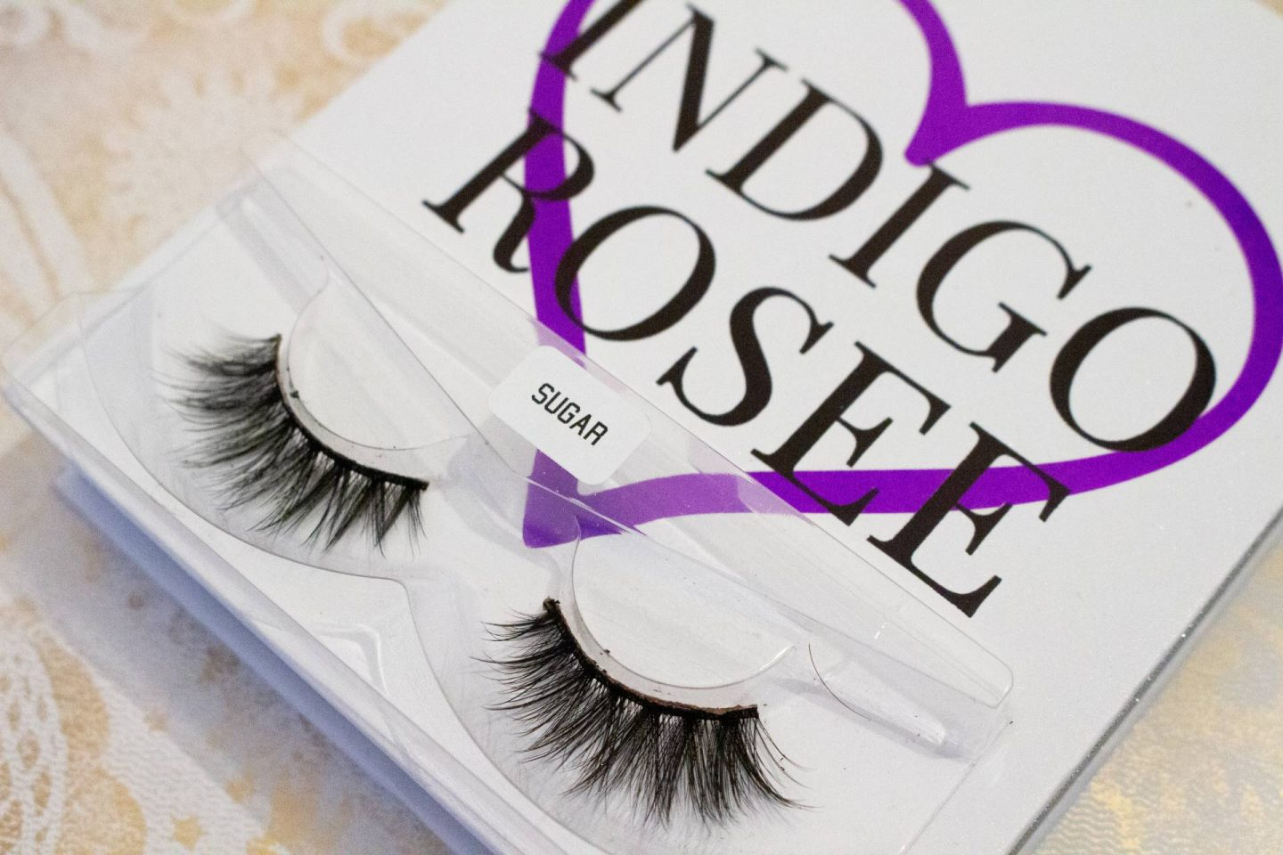 Indigo Rosee Beauty Sugar Lashes