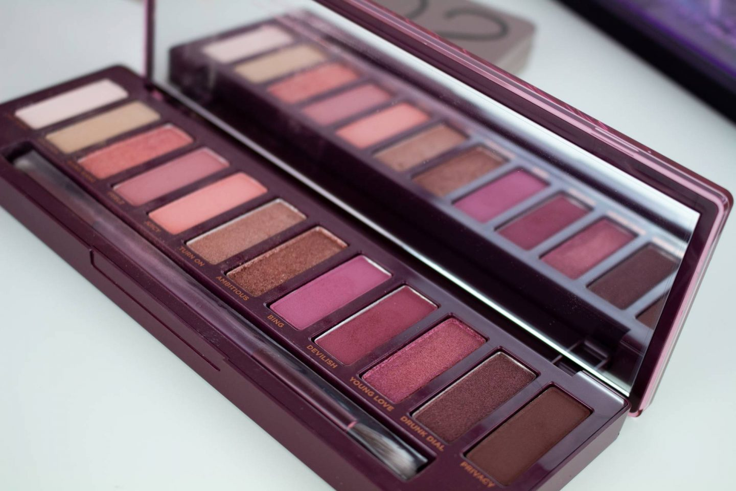 urban decay naked cherry shades