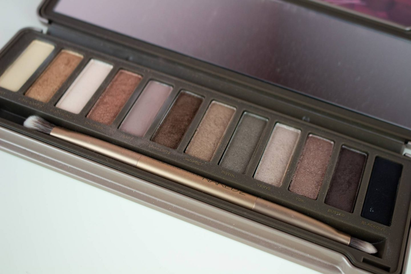 urban decay naked 2 shades