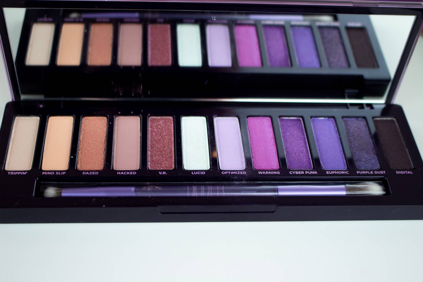 urban decay ultraviolet shades