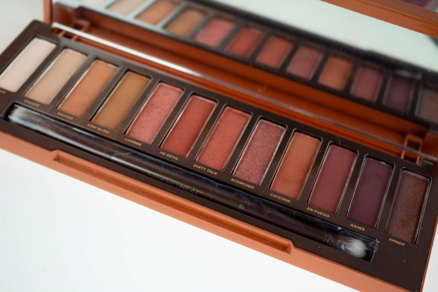 urban decay naked heat shades